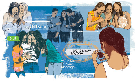 The 7th grader's sext was meant to impress him. Then he shared it. It nearly destroyed her.   Era Digital - um olhar ciberantropológico   Scoop.it