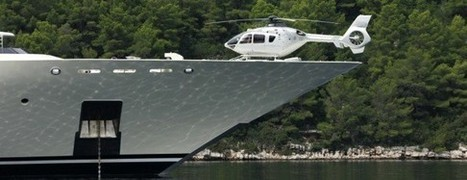 Customer story. Superyacht Helicopter Permits from Heli Riviera. | TPOW | Scoop.it