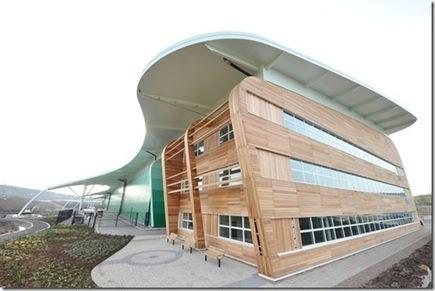 Colorcoat delivers for UK's most eco-friendly distribution warehouse | Entrepôt vert - écologique | Scoop.it