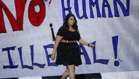 Democrat Convention Presents La Raza Moments of Illegal Alien Sob Stories | VDARE - premier news outlet for patriotic immigration reform | THE MEGAPHONE | Scoop.it