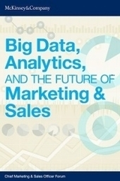 Big Data, Analytics And The Future Of Marketing And Sales | EEDSP | Scoop.it