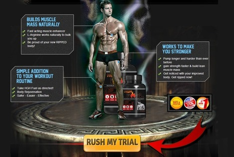 HGH Fuel Review - GET FREE TRIAL SUPPLIES LIMITED!!! | SUPPLEMENT FOR BODY FITNESS | Scoop.it