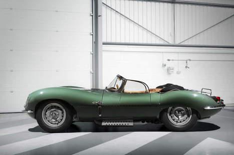 Jaguar presenteert 'New Original' XKSS in Los Angeles - Manify.nl | Play Hard! | Manify | Scoop.it