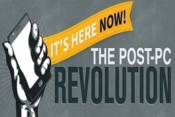 The Post-PC Revolution | IT Trends for year 2023 | Scoop.it