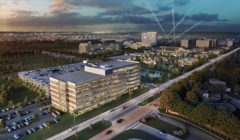 $1 billion Frisco Station development will start with office project   Texas Lots and Land   Scoop.it