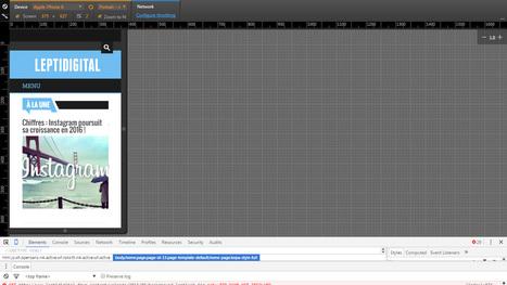 Google Resizer, un outil gratuit pour tester un site responsive !   CSS3 et HTML5   Scoop.it