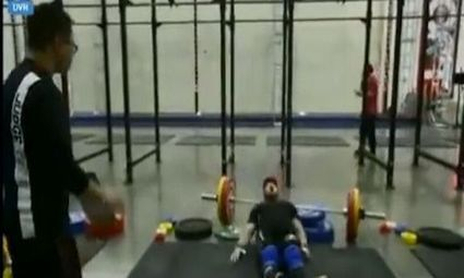 Man Severs Spine Performing In Crossfit Competition (Video)   Sports Ethics:SantiagoM   Scoop.it