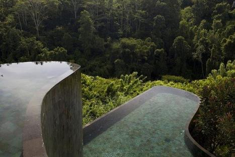 Top 10 des piscines d'hôtel les plus folles au monde   Les plus beaux spas du monde   Scoop.it