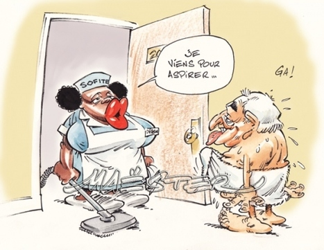Affaire DSK, Dominique Strauss Kahn en plein bistougate | Ce qui fait le Buzz | Scoop.it