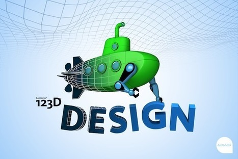 Autodesk Launch 123D Design for OSX PC iPad & Web | Big and Open Data, FabLab, Internet of things | Scoop.it