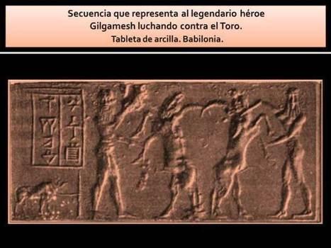 Babilonia. Mitos y leyendas | Historia del arte en resumen | A TRAVÉS DEL TIEMPO | Scoop.it
