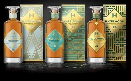 House of Hazelwood: Art Deco inspired Scotch - The Drinks Report | Vintage and Retro Style | Scoop.it