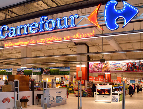 Best of Beacons this Week – Carrefour's 400pc Mobile app Engagement jump proves Beacons' Supermarket Potency and more | Tech Latest | Scoop.it