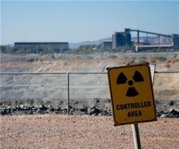 Protests hit second largest uranium mine in Namibia | Commodities, Resource and Freedom | Scoop.it