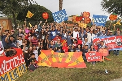 Student/Farmworker Alliance   Student Protests in US and beyond   Scoop.it