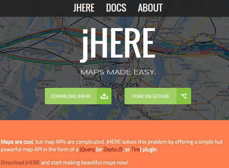 10 Free JavaScript Tools To Create Interactive Maps | Time to Learn | Scoop.it