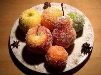 Les fruits givrés : une décoration de table express | Spécial Noël | Scoop.it