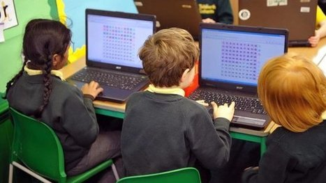 Schools 'left behind' in digital age   E-Learning   Scoop.it