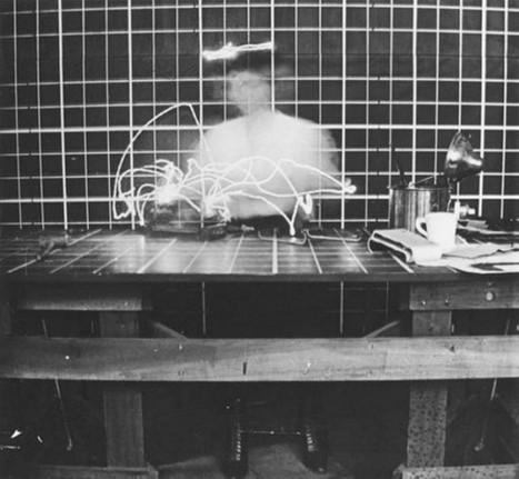 Les premières photographies en light painting | L'actualité de l'argentique | Scoop.it