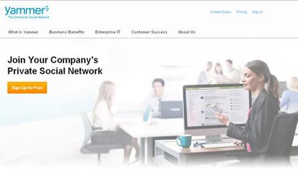 Microsoft rachète Yammer pour 1,2 milliard de dollars | Les Brèves MIB | Scoop.it