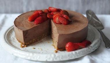 BBC - Food - Recipes : Low-fat cheesecake | Culinary Art | Scoop.it
