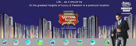 Amrapali Verona Heights, Verona Heights Noida Extension   Property In India   Scoop.it