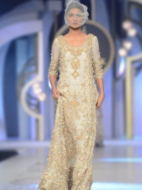 HSY Bridal Collection For Fashion Lover Girls 2016 | Lahoripoint.com | Fashion & Style | Scoop.it