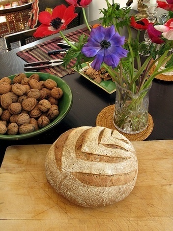 Fornacalia: Bread with kalonji | bread | Scoop.it