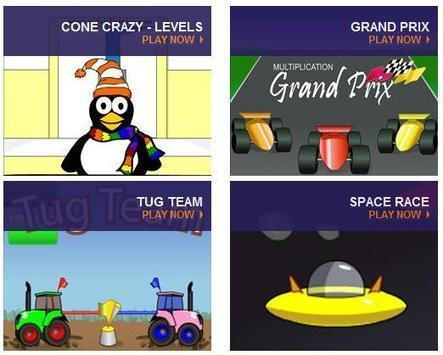Free Multiplication Games, Activities, & Resources | Multiplication.com | Ipads and education | Scoop.it