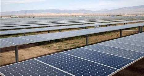 Total veut devenir un producteur d'électricité | Energies Renouvelables | Scoop.it