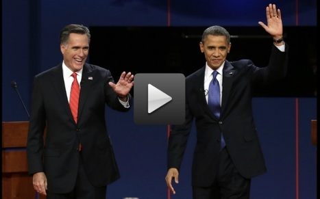 Say What: The first 2012 presidential debate | Coffee Party TV | Scoop.it