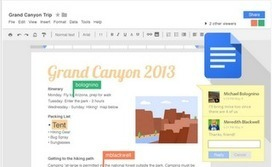 Access your Docs, Sheets, and Slides with One Click in Google Docs | TEFL & Ed Tech | Scoop.it