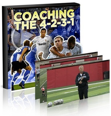 Coaching the 4231 Videos | Coaching the 4-2-3-1 | Scoop.it