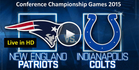 COLTS VS PATRIOTS LIVE STREAM | Watch Live TV Stream Online | Watch Dillashaw vs Barao Live | Scoop.it