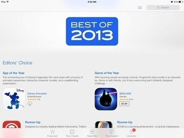 The App Store's App of the Year: Disney Animated - iPad Insight | Coses del Joan | Scoop.it