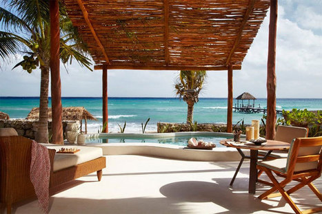 Eco-Friendly Viceroy Riviera Maya Offers a Quiet Hideaway Experience | Sandras scoop | Scoop.it