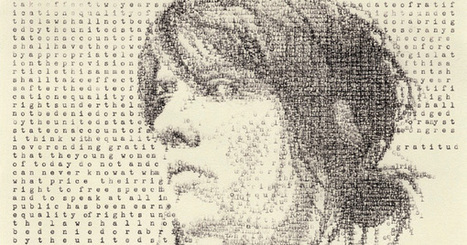 A Visual History of Typewriter Art from 1893 to Today | Brain Pickings | creative photography | Scoop.it
