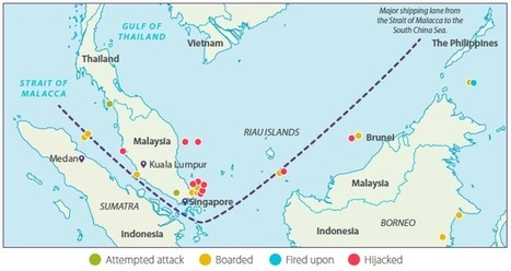 The Economics of Piracy in South East Asia | Maritime security | Scoop.it