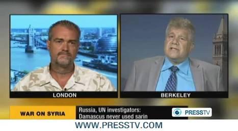 Must Watch!!! Former US marine calls Zionist a prostitute on Press TV Debate #Syria   Saif al Islam   Scoop.it