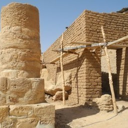 Italy, Qatar and Sudan working together to safeguard the Sudan's archaeological heritage. Ancient Nubian Kingdom of Napata #Karima Amun temple Gebel Barkal | Samanello Gazette | Scoop.it