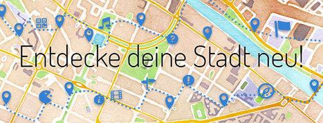 Actionbound – Stadtrallye-App – Schnitzeljagd-App – Smartphone-Rallye selber machen | History Matters | Scoop.it