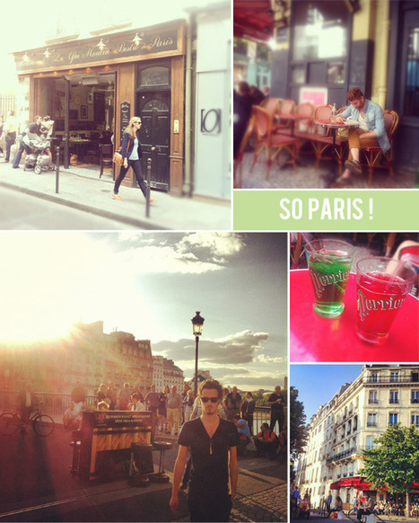 From Place To Space: Salut From Paris | Interior Design & Decoration | Scoop.it