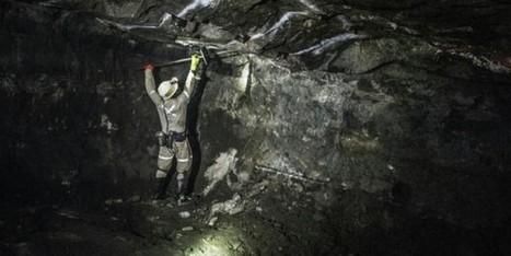 Le secteur minier en Afrique frappé de plein fouet par la chute des cours - JeuneAfrique.com   Guyane : alertes mine d'or Nationale   Scoop.it