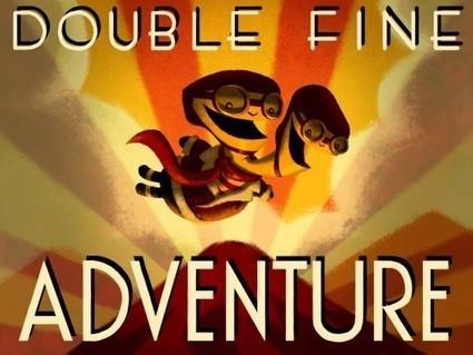 Double Fine atteint les 3 millions sur Kickstarter   Crowdfunding in France   Scoop.it