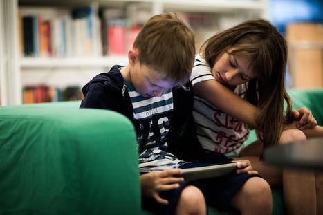 Tutkimus: Lapsille perinteinen kirja on sähköistä mieluisampi – tabletit saattavat kuitenkin lisätä vähän lukevien intoa | Kirjastoista, oppimisesta ja oppimisen ympäristöistä | Scoop.it