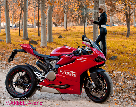 Ducati Panigale 1199 dressed to thrill, a cautionary tale. | Marbella Eye | Ductalk Ducati News | Scoop.it