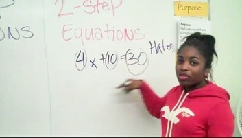 Turning Teacher-Student Roles Upside Down | 6th grade math | Scoop.it