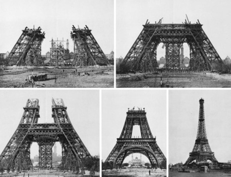 10 Facts About the Eiffel Tower for Its 125th Birthday | Interesting - fun facts and more | Scoop.it