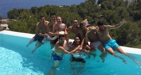 Así ha sido la despedida de soltero de Djokovic en Ibiza - Diario Barcelona | Diariofutbol.com | Scoop.it