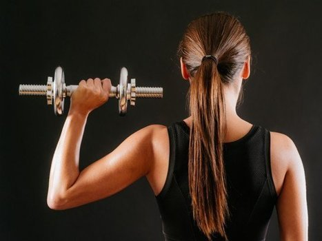 Why women should lift weights | exercise | Scoop.it